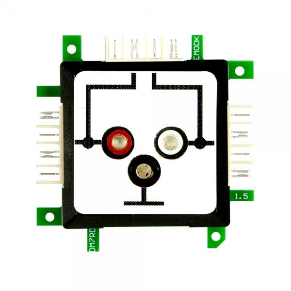 Brick'R'knowledge Adap. de medida 3 x 2mm conector