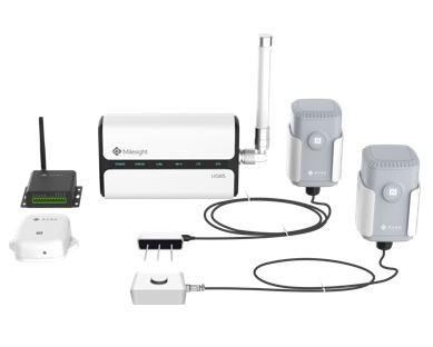 Milesight IoT Starter Kit LoRaWAN® para agricultura