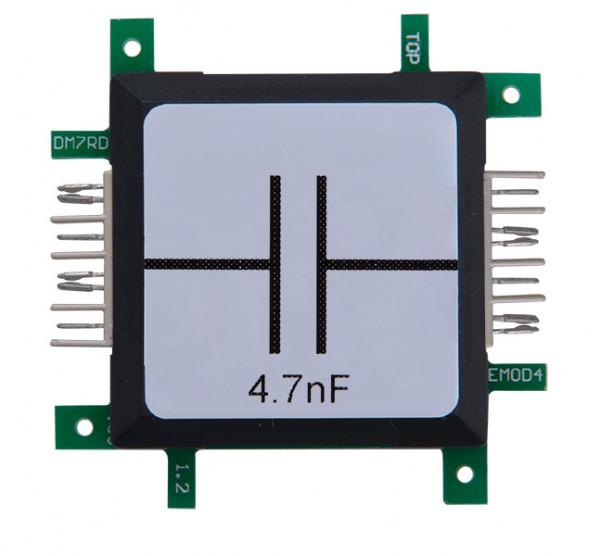 ALLNET Brick'R'knowledge Condensador 47µF 16V