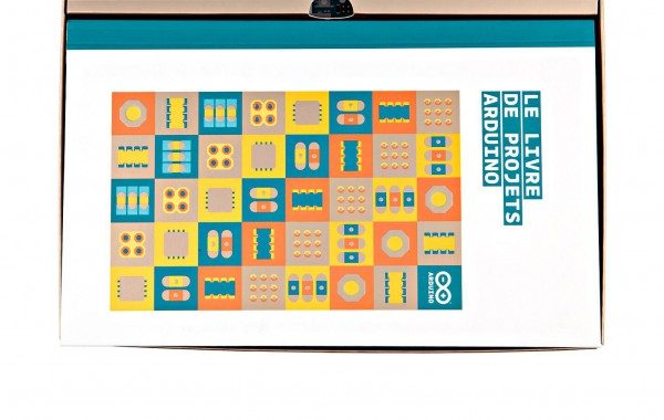 Arduino® Starter Kit - Francés