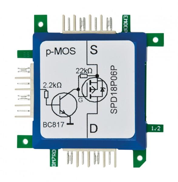 Brick'R'knowledge Transistor p-MOS SPD18P06P