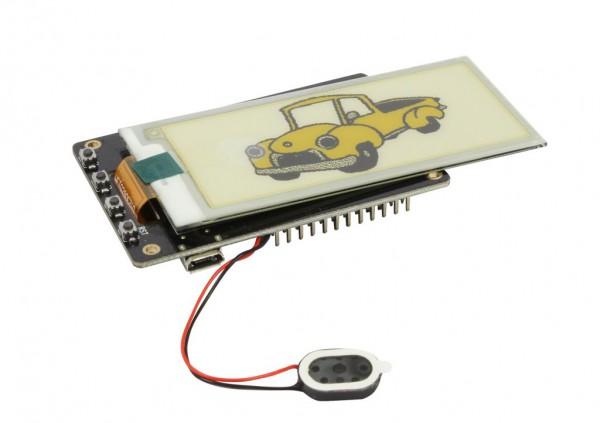 4duino E-Paper/Tinta electrónica IoT WLAN ESP32 b/a/n
