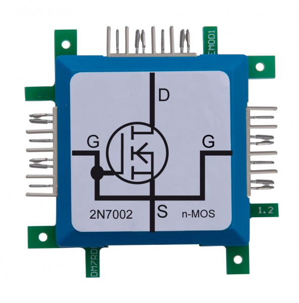 ALLNET Brick'R'knowledge Transistor N-MOS 2N7002