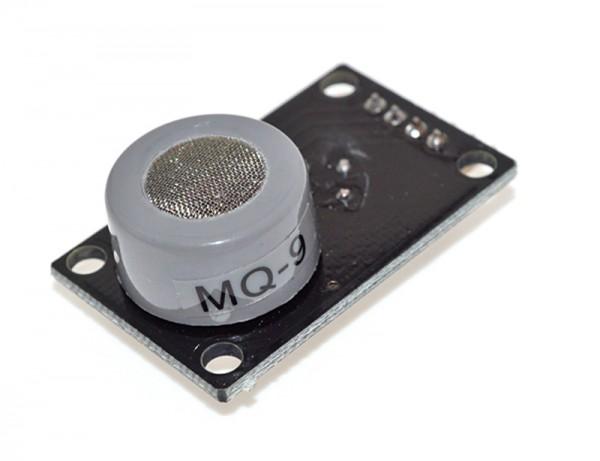 4duino Sensor MQ-9 monóxido de carbono
