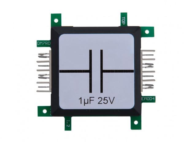 ALLNET Brick'R'knowledge Condensador 1µF