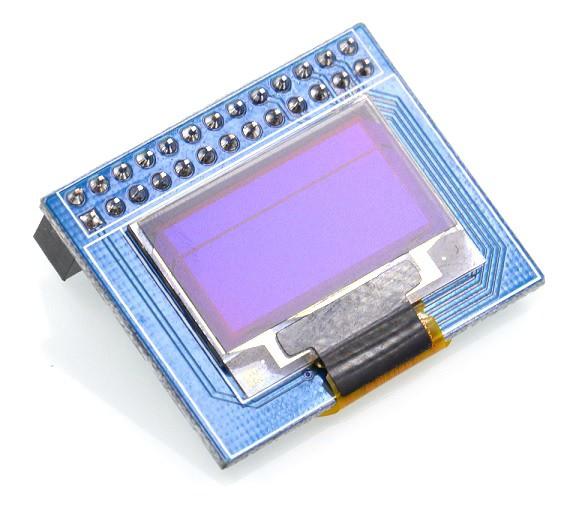 banana pi Display LCD OLED 128x64 Pixel