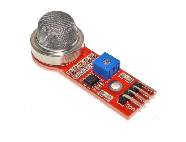 4duino Sensor de Gas Metano MQ-5