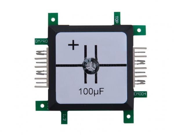 ALLNET Brick'R'knowledge Condensador Elko 100µF
