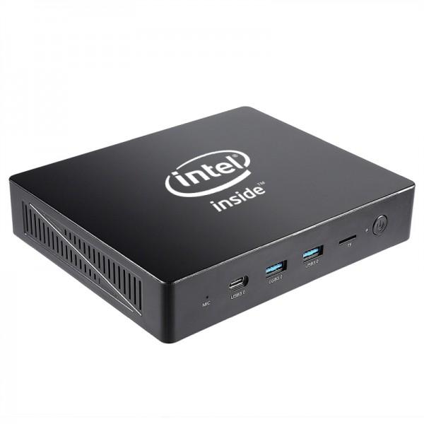 Flepo PC - Mini eta - Intel Celeron J3455 - sin BS