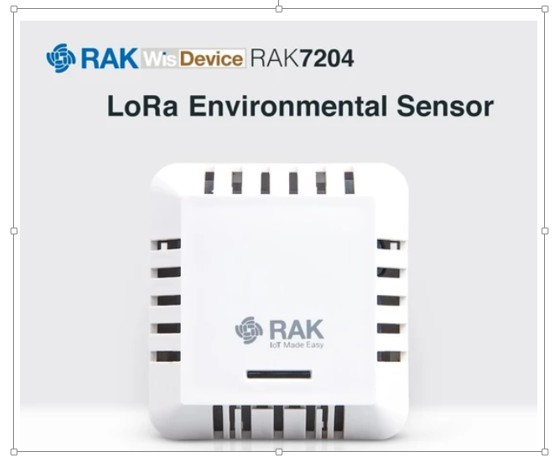 RAK Wireless 7204 Sensor ambiental EU868