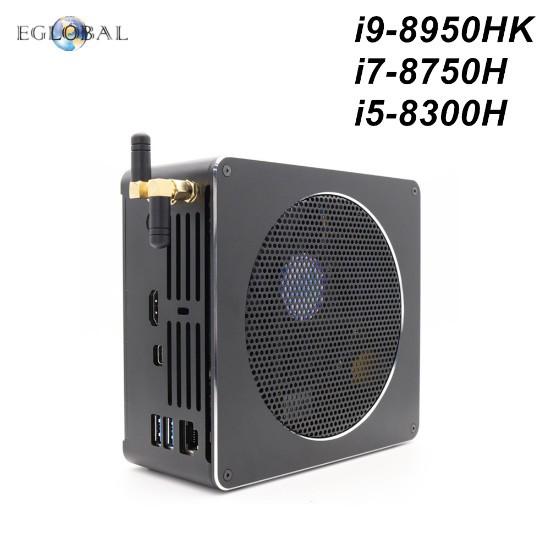 Mini-PC - Intel® Coreâ 8th Generacion i9-8950HK