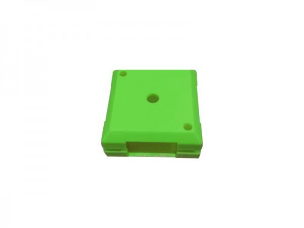 ALLNET Brick'R'knowledge Carcasa de plástico verde, 10uds
