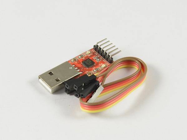 4duino Módulo convertidor de USB 2.0 a TTL UART