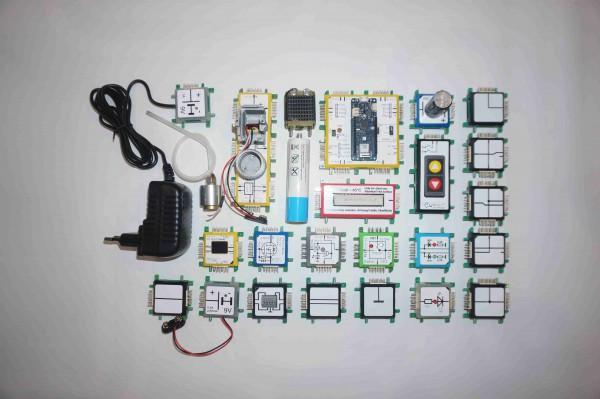 ALLNET Brick'R'knowledge Brennstoffzellen Brick