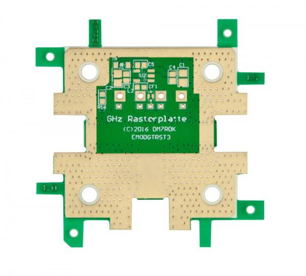 Brick'R'knowledge GHz Placa EMODGTRST3