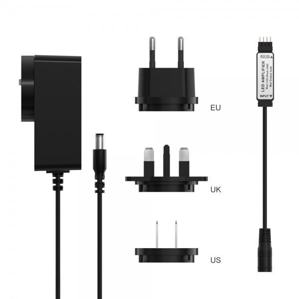 Sonoff Adaptador & Amplificador de señal LED