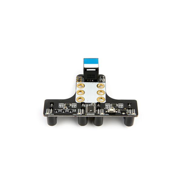 Makeblock P3030001 Sensor Sigue Líneas RGB STEAM V1