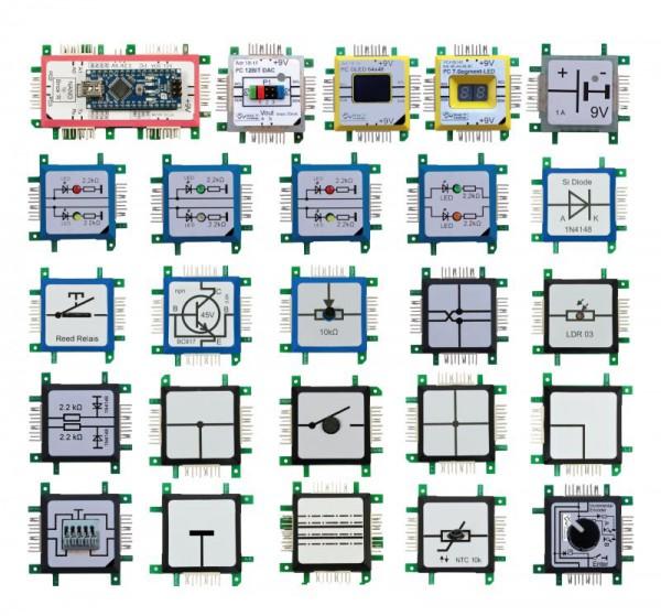 Brick'R'knowledge Arduino® Coding Set