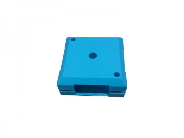 ALLNET Brick'R'knowledge Carcasa de plástico turquesa, 10uds