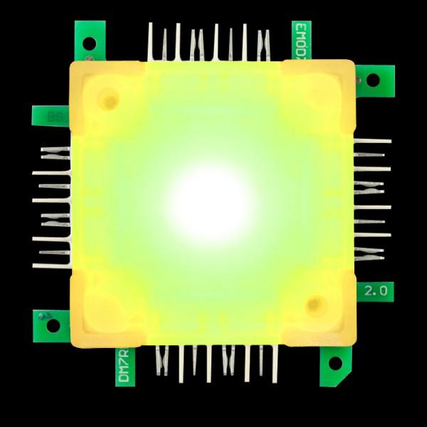 Brick'R'knowledge Brick LED Color Amarillo