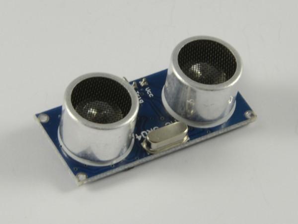 4duino Sensor de ultrasonido HC-SR04