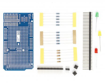 Arduino® Shield - MEGA Proto KIT Rev3