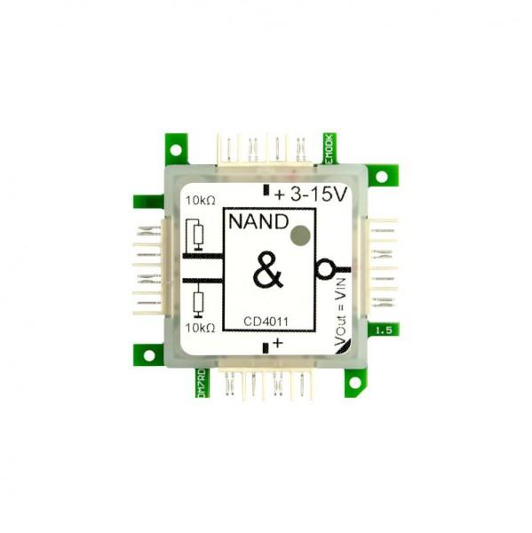 ALLNET Brick'R'knowledge Lógico NAND CD4011