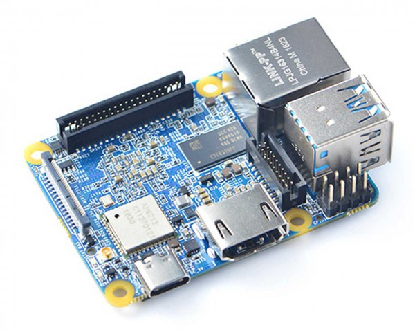 FriendlyELEC NanoPi Neo4 - 1GB Ram
