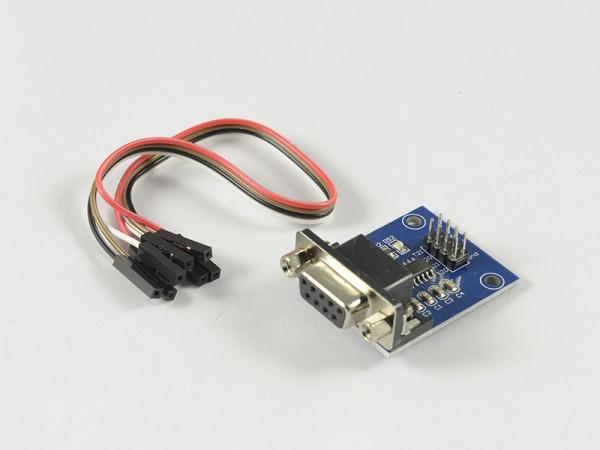 4duino Interfaz RS232 a TTL