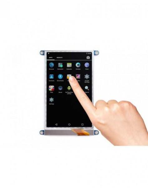 """FriendlyELEC LCD HD Táctil capacitativo de 4.3"""""""