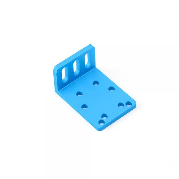 Makeblock Soporte para válvula Solenoide 3V/4V, azul