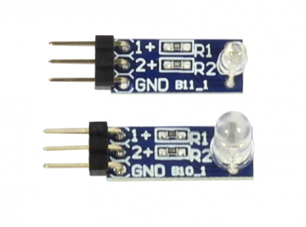 4duino LED de dos colores