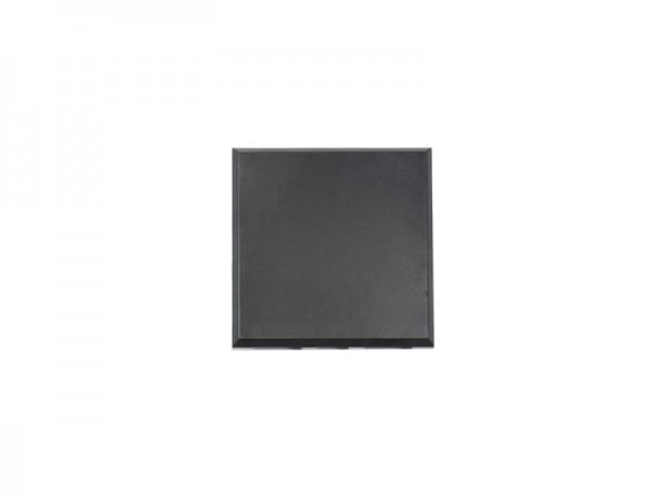 ALLNET Brick'R'knowledge Carcasa negra 2x2, 10 uds