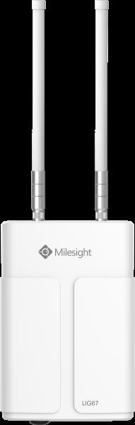 Milesight IoT UG67 Gateway LoRaWAN