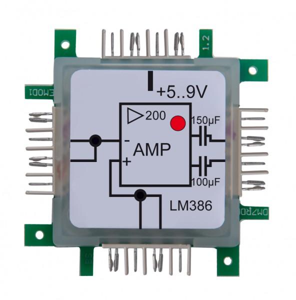 ALLNET Brick'R'knowledge Amplificador operacional LM386