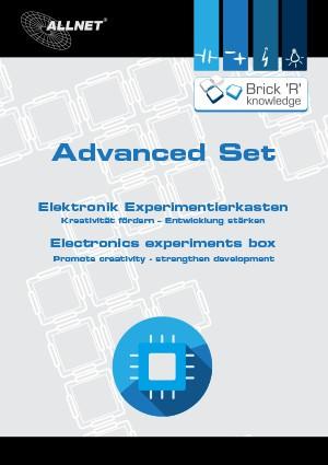 Brick'R'Knowledge Libro Set Advanced v2