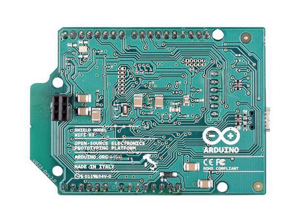 Arduino® WiFi Shield (conector de antena integrado)