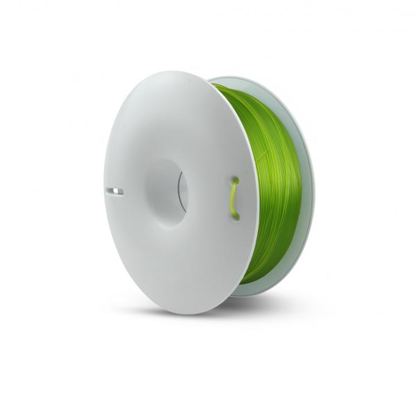 Fiberlogy Filamento 3D PET-G Verde Claro TR 1,75 mm