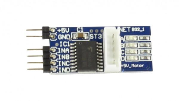 4duino Motor paso a paso 5V con driver PCB