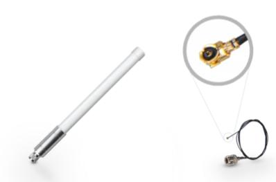 RAK Wireless Antena fibra de vidrio - ipex