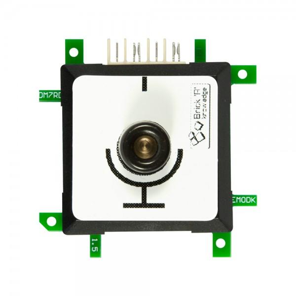 Brick'R'knowledge Adap. de medida 4mm Open End GND, n