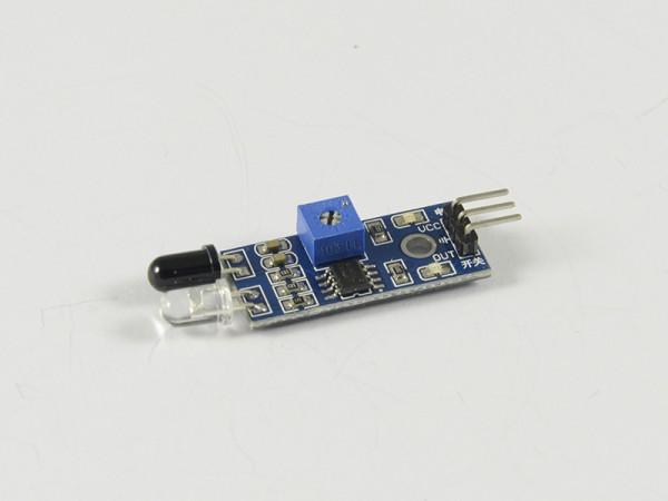 4duino Detector de obstáculos con IR