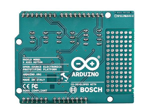 Arduino® 9 Axes Motion Shield