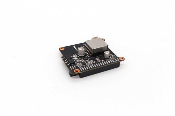 Rock Pi 4 Shield / Hat PoE compatible con Raspberry 3B+