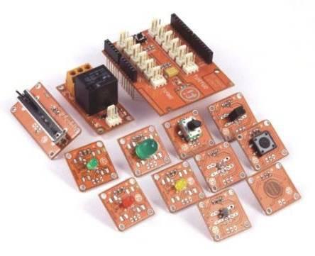 Arduino® TinkerKit - Basic Kit