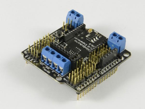 4duino Placa de extensión de sensores V5