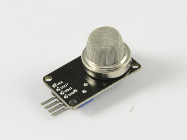 4duino Detector de gas butano MQ-6