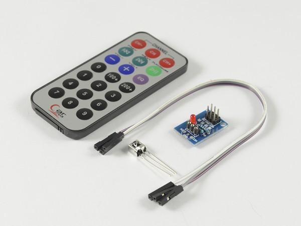 ALLNET 4duino IR remote control 21 buttons SET