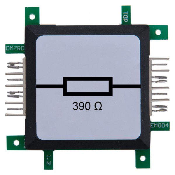 Brick'R'knowledge Resistencia 390 Ohm
