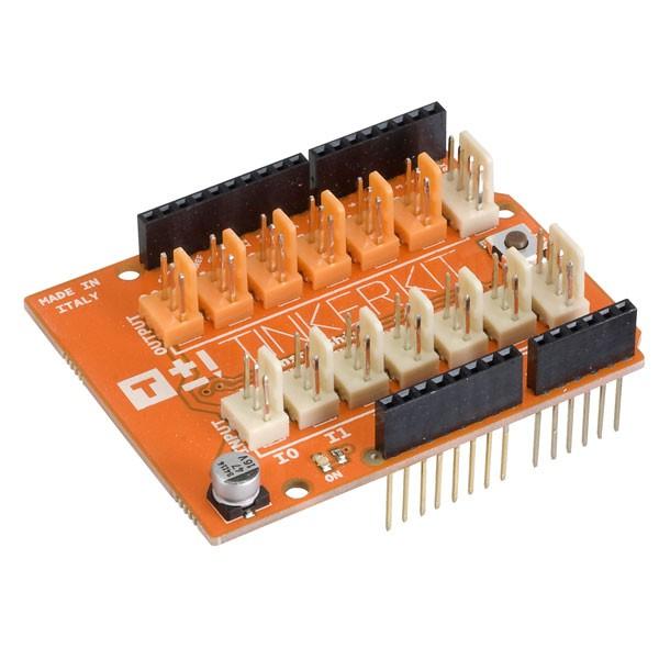 Arduino® TinkerKit Sensor Shield V.2